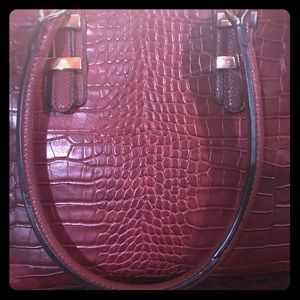Charlie Charming Large Tote Purse NWOT